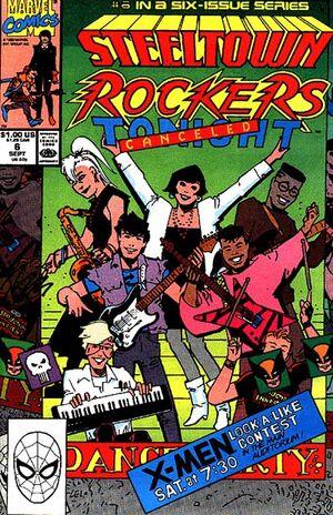 Steeltown Rockers Vol 1 6