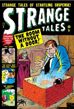 Strange Tales Vol 1 5