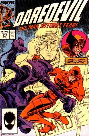 Daredevil Vol 1 248