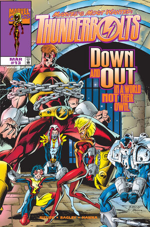 Thunderbolts Vol 1 13