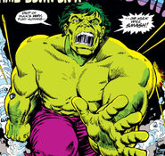 Bruce Banner (Earth-616) from Incredible Hulk Vol 1 190 0001
