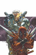 Cable & Deadpool Vol 1 6 Textless