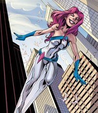 Jessica Jones (Earth-616) from Alias Vol 1 25