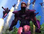Sentienls (Earth-7964) from X-Men Legends 0001