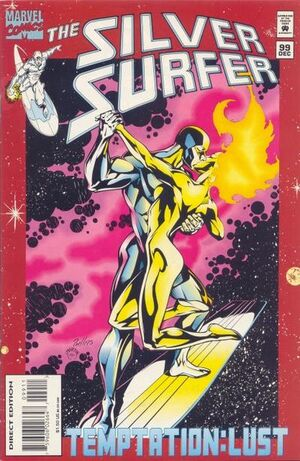 Silver Surfer Vol 3 99