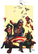 Marvel Zombies Vol 1 2 Textless