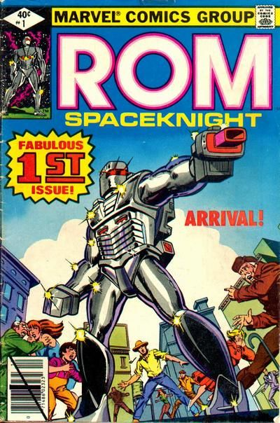 Marvel Comics ROM #1