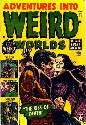 Adventures into Weird Worlds Vol 1 16