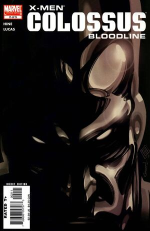Colossus Bloodline Vol 1 2