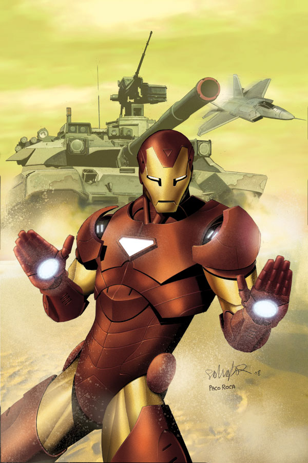 Invincible Iron Man Vol 2 2 Textless