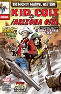Marvel Westerns Kid Colt and the Arizona Girl Vol 1 1