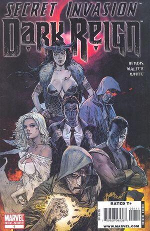 Secret Invasion Dark Reign Vol 1 1