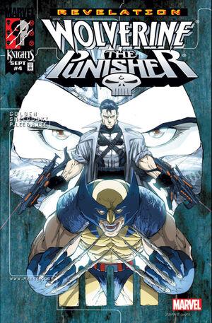 Wolverine Punisher Revelation Vol 1 4