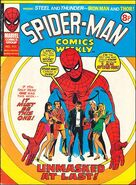 Spider-Man Comics Weekly Vol 1 111