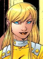 Laurie Collins (Earth-600123) from New X-Men Vol 2 11 0001