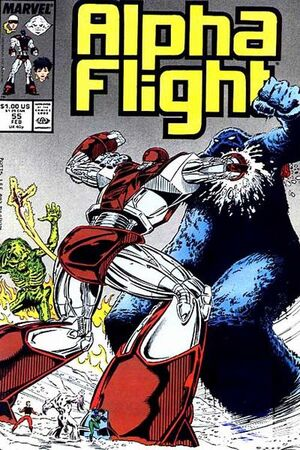 Alpha Flight Vol 1 55