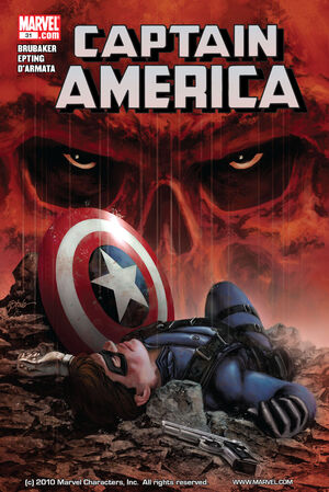 Captain America Vol 5 31