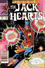 Jack of Hearts Vol 1 1