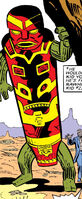 Living Totem (Alien) (Earth-616) from West Coast Avengers Vol 2 18 001