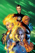 Ultimate Fantastic Four Vol 1 1 Textless