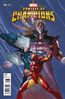 Contest of Champions Vol 1 1 Yu Variant