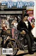 New Mutants Vol 3 3 Variant 1950s