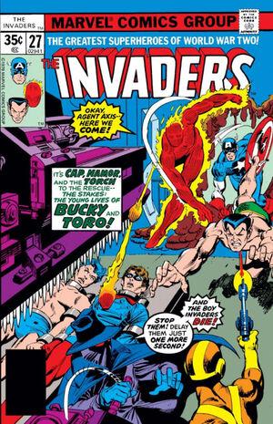 Invaders Vol 1 27