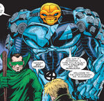Benjamin Grimm (Earth-1298) from Mutant X Vol 1 9 0001