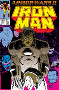 Iron Man Vol 1 262