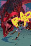 Moon Girl and Devil Dinosaur Vol 1 3 Textless