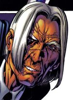 Allan Silvermane (Earth-1610) from Ultimate Spider-Man Vol 1 79
