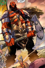 Axeman Bone (Earth-616) from Skaar Son of Hulk Vol 1 1 0001