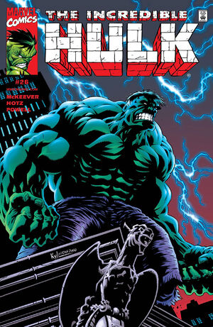 Incredible Hulk Vol 2 26