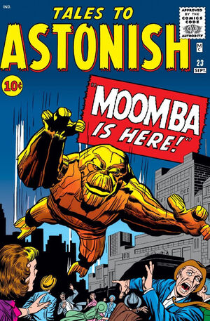 Tales to Astonish Vol 1 23