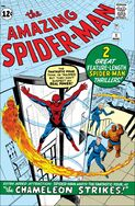 Amazing Spider-Man Vol 1 1