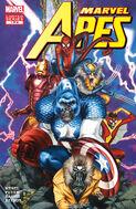Marvel Apes Vol 1 1