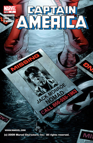 Captain America Vol 5 7