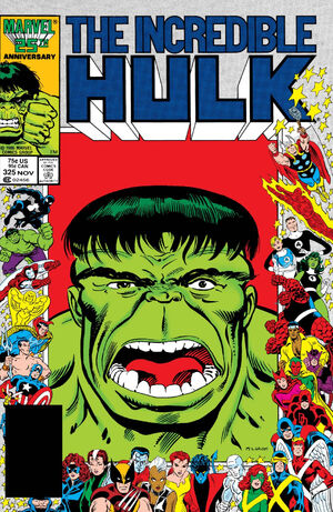 Incredible Hulk Vol 1 325