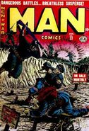 Man Comics Vol 1 22