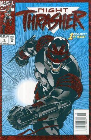Night Thrasher Vol 1 1