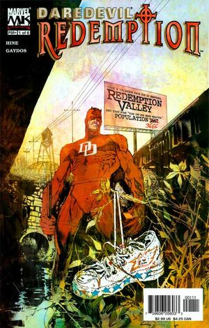 Daredevil Redemption Vol 1 1