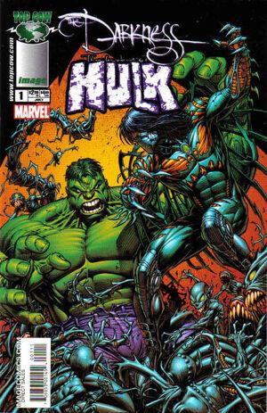 Darkness Incredible Hulk Vol 1 1