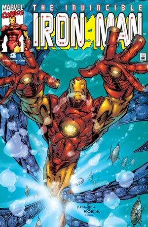 Iron Man Vol 3 36