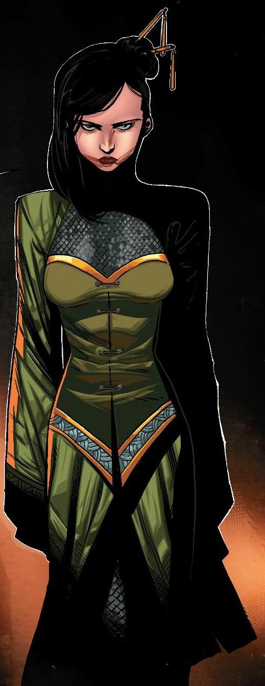 Leah (Earth-15513) | Marvel Database | FANDOM powered by Wikia