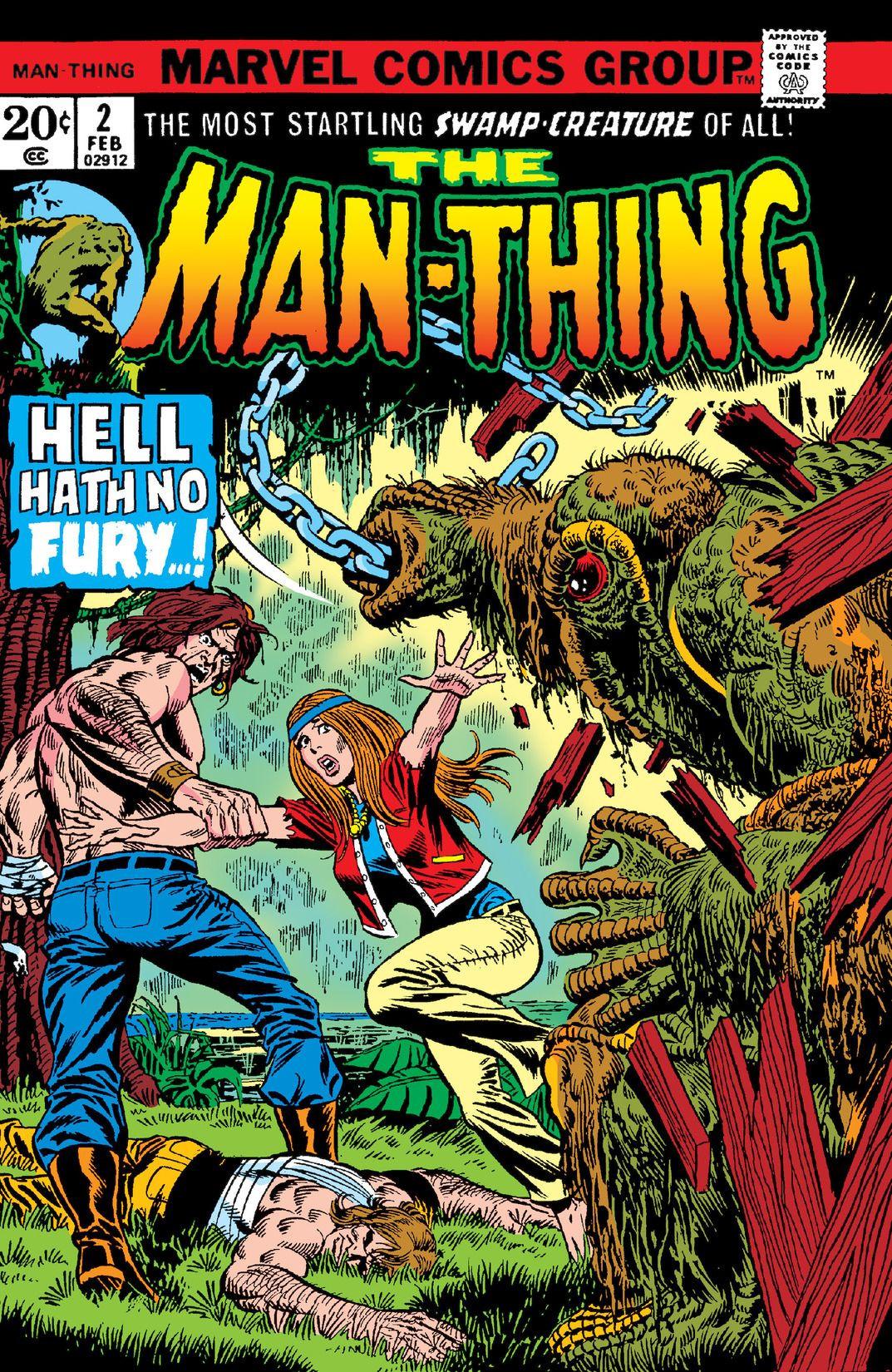 marvels man-thing