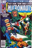 Micronauts Vol 1 16