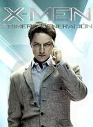 Charles Xavier (Earth-10005) Poster 0002