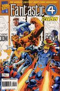 Fantastic Four 2099 Vol 1 2