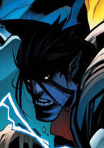 Kurt Wagner (Earth-51518) from Age of Apocalypse Vol 2 1 0001