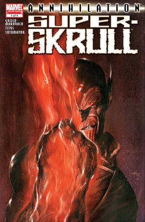 Annihilation Super-Skrull Vol 1 1